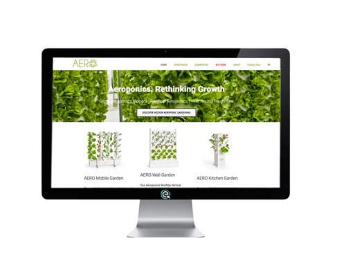 Aeroponic Web Designs in PA