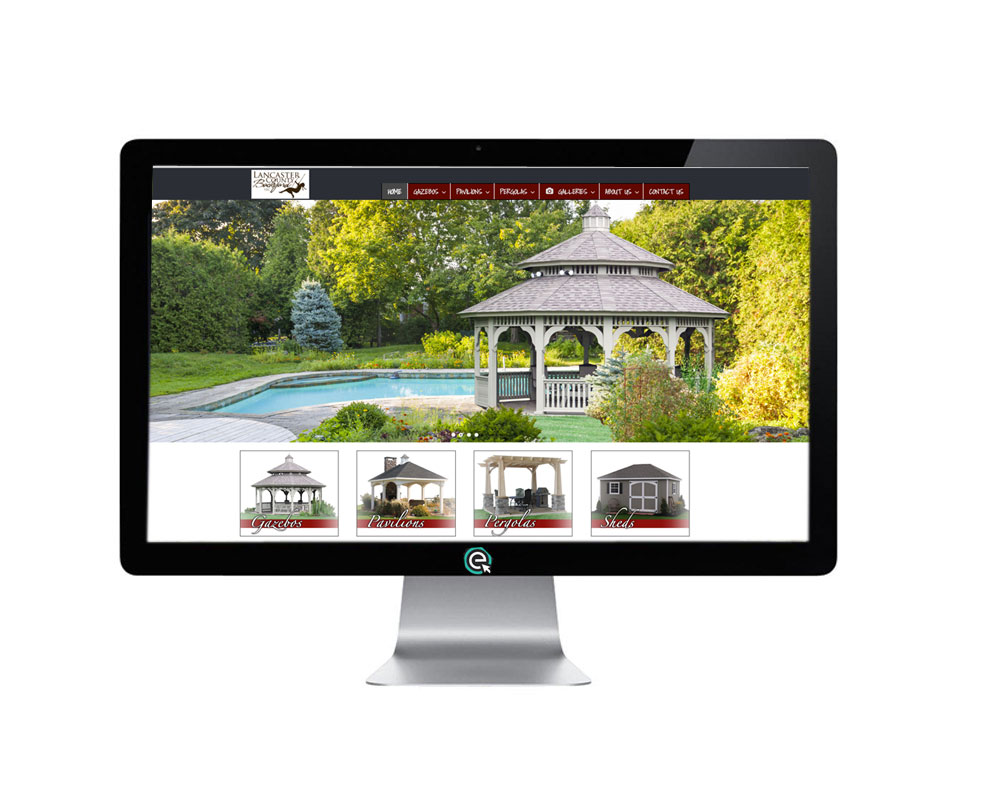 Gazebo Website Builder in PA