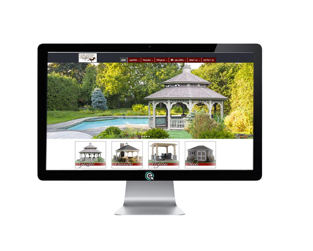 Gazebo Website Builder in PA
