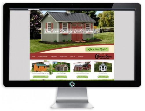 Overholt and Sons Website