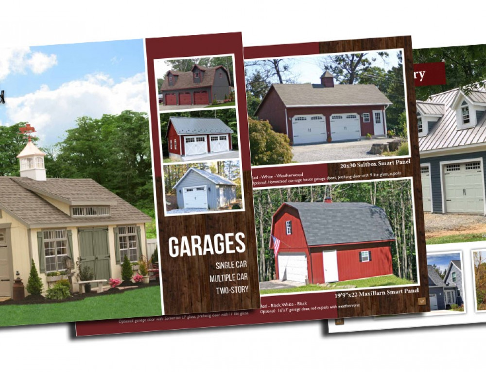Sheds Unlimited Catalog