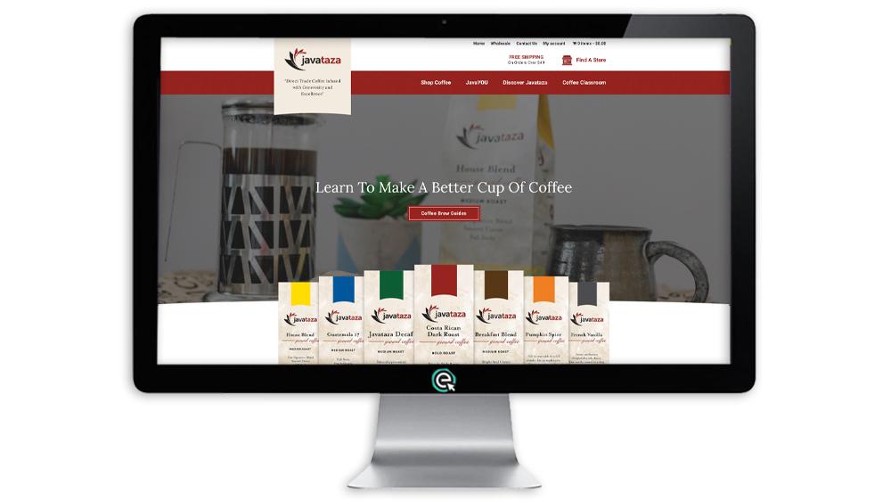 Website for Cabin Home Builder