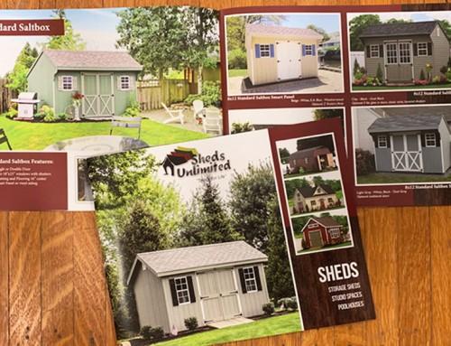Sheds Unlimited Shed Catalog