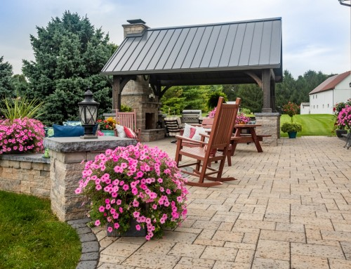 Hardscaping Photo Shoot in Lancaster, PA