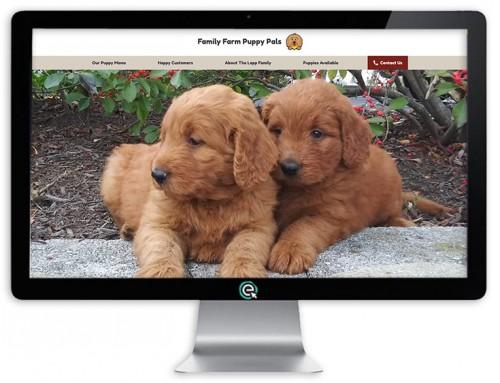 Family Farm Puppy Pals