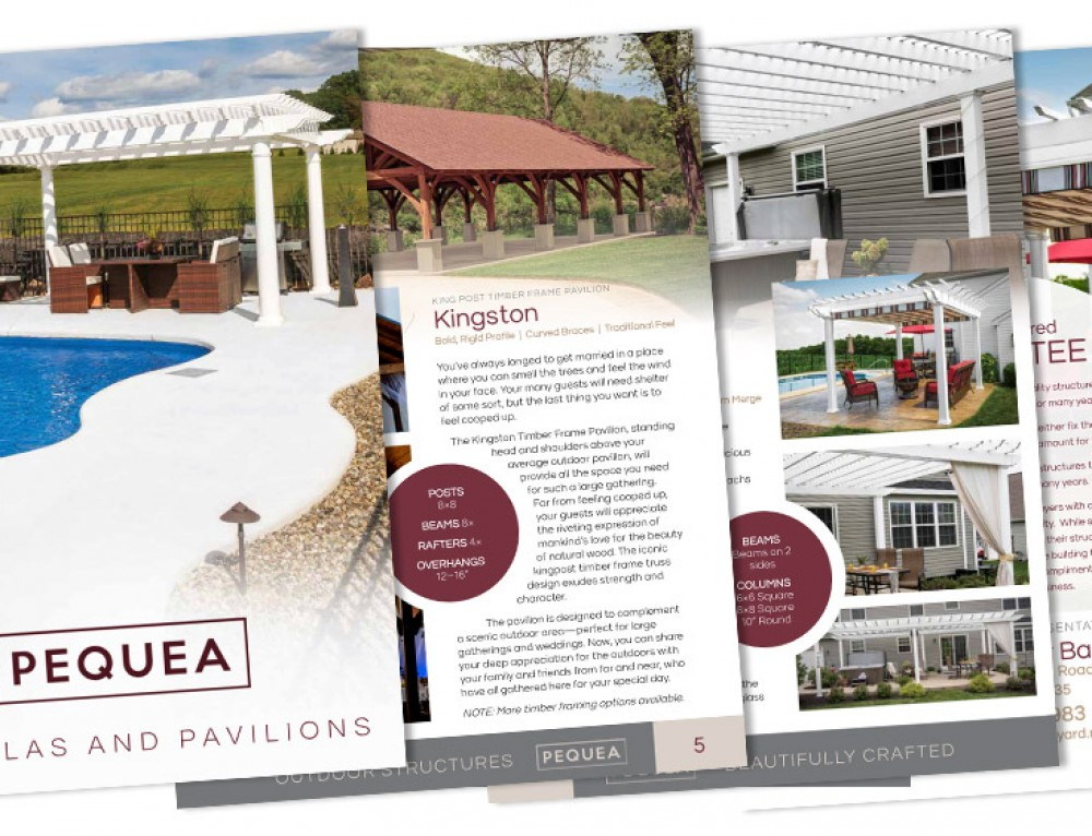 Lancaster County Backyard Brochure