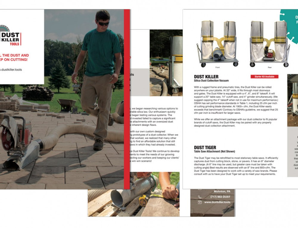 Dust Killer Brochure