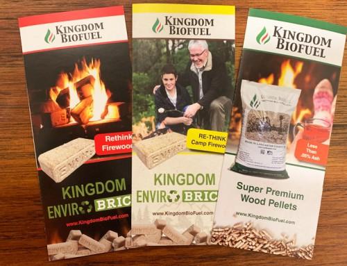 Kingdom BioFuel Brochures