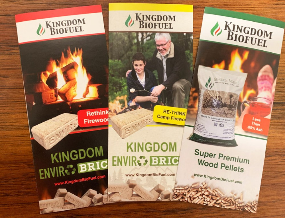 Kingdom BioFuel Brochures